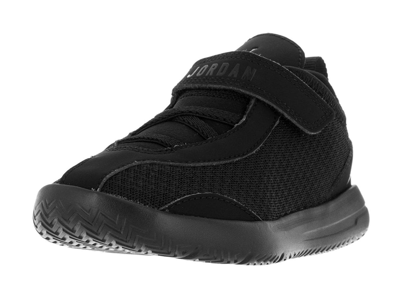 264a3d89fb2e Get Quotations · Jordan Toddlers Jordan Reveal Bt Black Black Black Infrared  23 Basketball Shoe 9