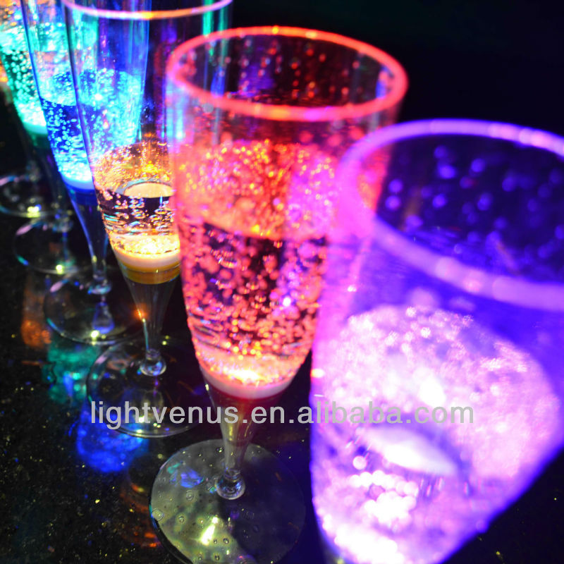 China Manufactuer Liquid/champagne Active Led Cup For Party ...