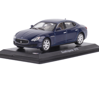 LEO original 1:43 acrylic box of restoring ancient ways Quattroporte GTS gift collection alloy car model