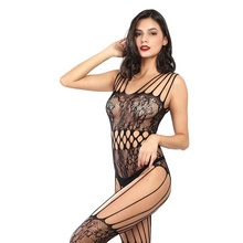 Hoge Kwaliteit Verleidelijke Nachtkleding Vrouwen <span class=keywords><strong>Sexy</strong></span> Lingerie Jarretel <span class=keywords><strong>Transparante</strong></span> <span class=keywords><strong>Bodysuit</strong></span>