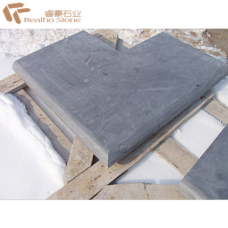Blue Limestone Swimming Pool Coping Stones