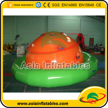 Inflatable Rocking Saturn / Inflatable Ufo / Crazy Inflatable Water Toys