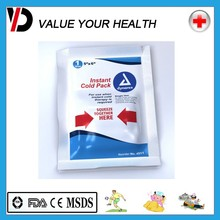 Popular design Disposable Instant Ice Pack