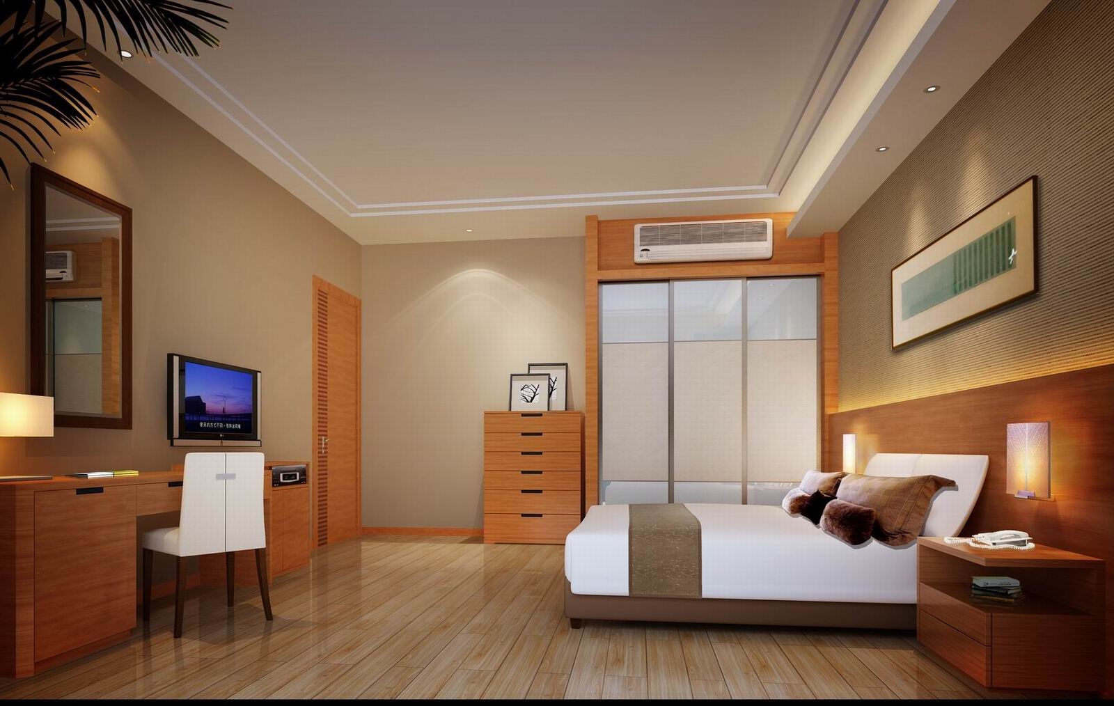 High End Hotel Project Furniture Modern Design Bedroom Quality And Standard Product On Alibaba