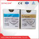 CHINA supplier medical surgical suture POLYPROPYLENE 2-5/0