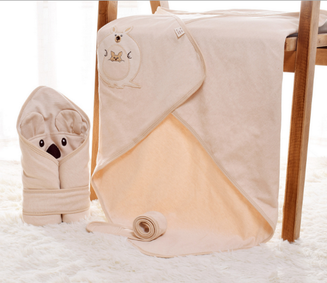 Sleeping bag baby baby blanket pure cotton wholesale
