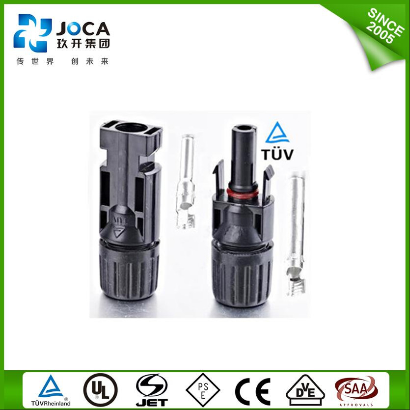 MC4 Connector, MC4 T Branch, MC4 Y