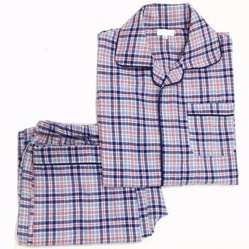 China manufacturers of men's night clothes sets supplier company