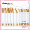 Alibaba Professional 15pcs Cosmetics Makeup Kits, Rose Gold Foundation Makeup Brush Set