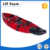 single China No inflatable plastic cheap fishing kayaks wholesale