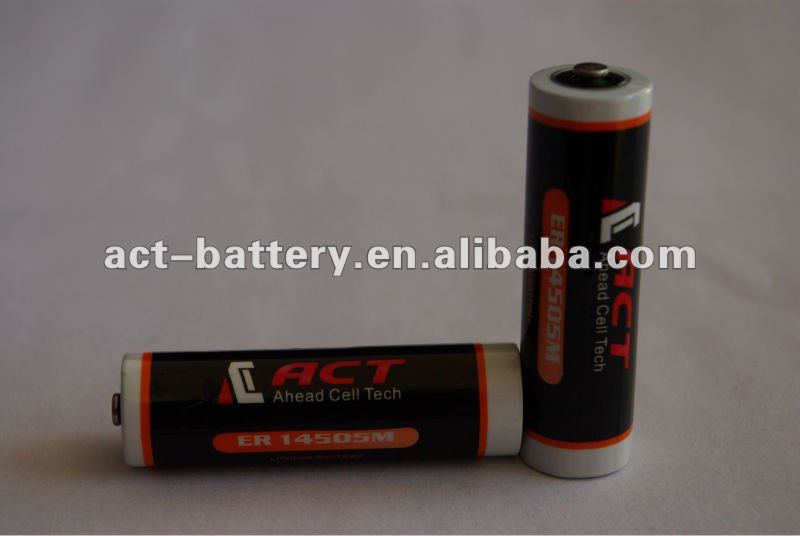 er14505M power 14.4v lithium battery pack