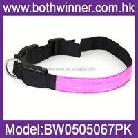 RU006 mini waterproof personal gps tracker led dog collar