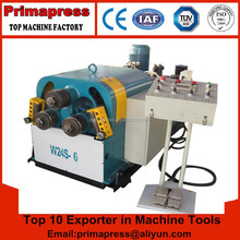 Machine manufacturer pipe rolling and pipe bending machine line