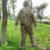 Yowie camo Ghillie Suits leaves hidden suit camouflage blind suit for hunting