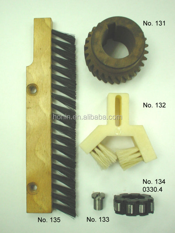 World No.1 Manufacturer Bookbinding Parts Pioneer from Hong Kong Precision Quality since 1962 Muller Martini Trimmer Brush 3671
