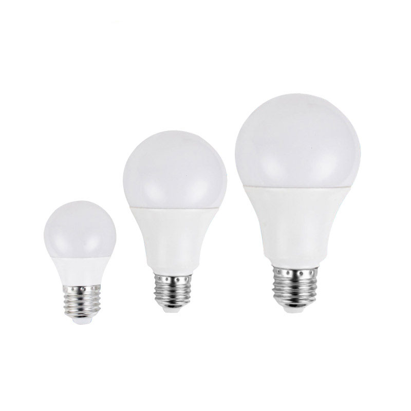 plastic cover 7w e27 12v led bulb e27 5w 8w 9w 10w 12w 15w 7w led bulbs b22 e14 e27 7w led lamp