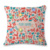 45*45cm Flax christmas led pillow cover