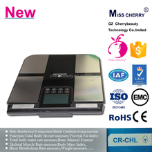 good health to prevent use body analyzer machine with low price