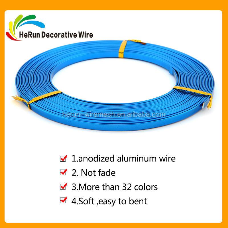 Aluminum Colored Craft Wire Flat, Aluminum Colored Craft Wire Flat ...