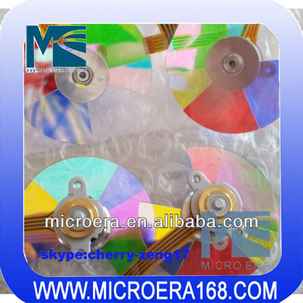 projector color wheel for InFocus IN112 116 114st 6 segment 42mm