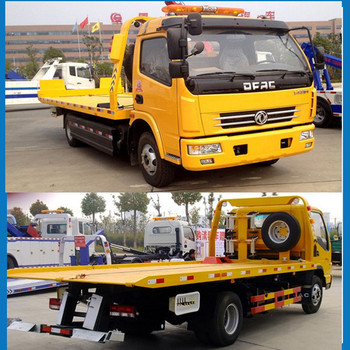 cheap price for platform road wrecker towing truck flatbed wrecker truck 4x2 car carrier tow. Black Bedroom Furniture Sets. Home Design Ideas