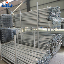 International Standards Hot Dipped Galvanized Q235 Q345 Material Ringlock System Scaffold Accessories Ringlock Ledger