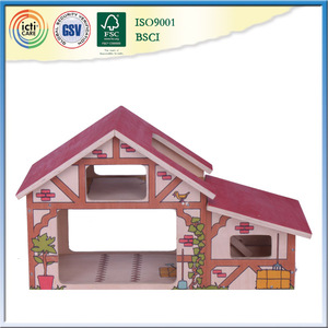 Pig house for sale use the high quality material and paint