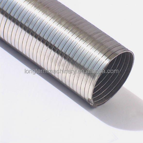 Нержавеющая сталь 316 Гибкие Металлические двойной заблокирован conduit