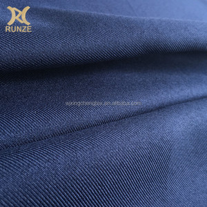 Clothing Material Fashion 100% Polyester twill gabardine fabric