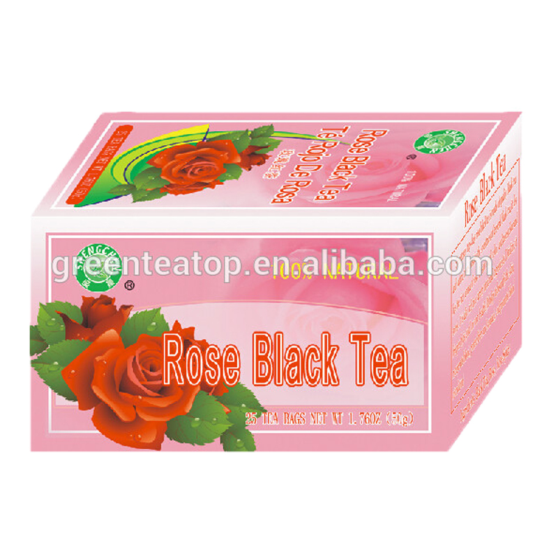 Accept private label and customized teabags for organic rose flower tea - 4uTea | 4uTea.com