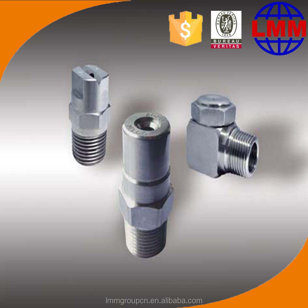 long-term supplier for Baosteel air atomizing Spiral nozzle