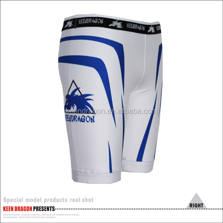 OEM service compression shorts mens custom vale tudo shorts