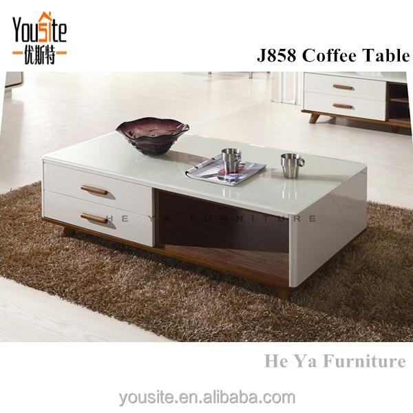 Latest Design Hall Sofa Set Top China Furniture Wooden Tea Table