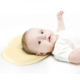 Comfort Chips Neck Organic Memory Foam Baby Head Support Infant Pillow With Breathable Cover