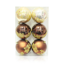 Christmas ball,good quality plastic painted Christmas ball,Christmas decoration