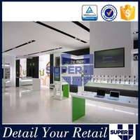 High End Cell Phone Store Fixture for Retail