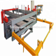 Precision Wood Cutting Sliding Table Saw Machine plywood edge saw
