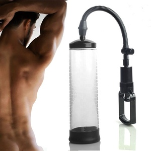 Penis Pump Cock Enlargement Vacuum Pump Dick Extender Sex Toys Penis Enlarger Extension