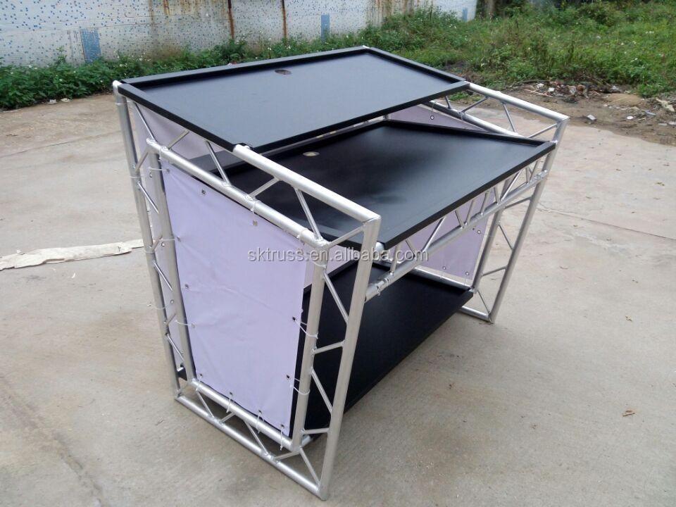 Dj Booth For Sale >> Led Dj Desk Dj Counter Portable Dj Booth Table Buy Dj Desk Dj Counter Dj Booth Table Product On Alibaba Com