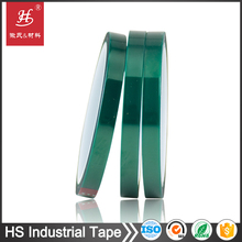 High temperature masking polyester film pet adhesive tape for heat masking