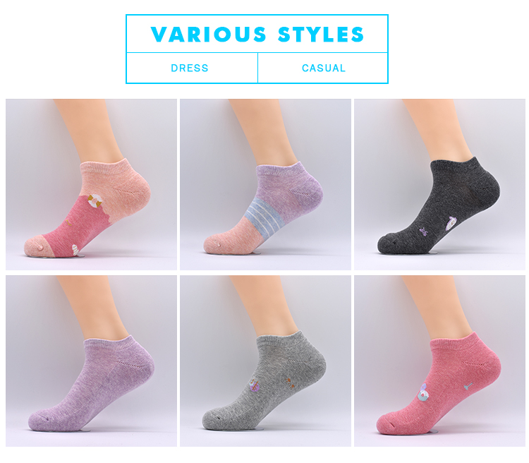Main Product Cheap Athletic Teen Young Girls Custom Womens Cute Cotton Low Cut Thick Ankle Socks