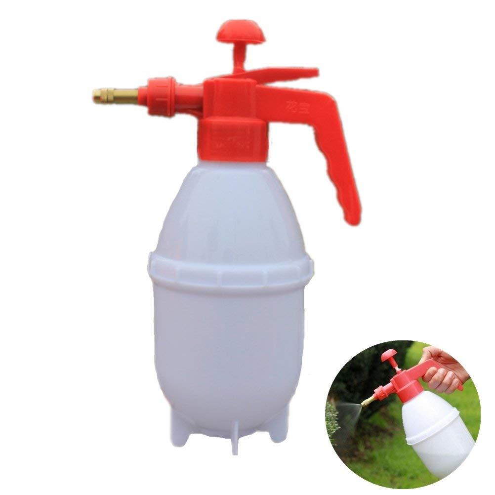 Eshylala 800ml Garden Spray Bottle Multi-Purpose Hand Pump Sprayer Pressure Sprayer for Gardening, Fertilizing, Cleaning,1 Pack