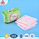 Cheap disposable soft sanitary pads lady sanitary napkin with high quality