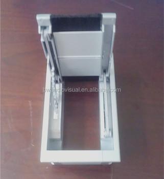 Cable Management Box Brush Flip Up Table Socket