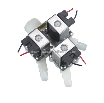 3/4 Inch Inlet Water Solenoid Valve 3 Way Valve Multi-way Outlet ...