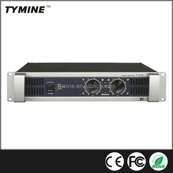 Tymine Professional Hot Sale P Series Power Amplifier
