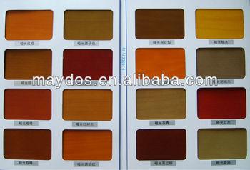 Colori Vernici Legno : Maydos legno colori per pu o legno nc vernice quercia mogano