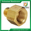 super manufacturer low price 4 inch to 3 inch forged brass male threaded pipe and welding fitting reducer adapter