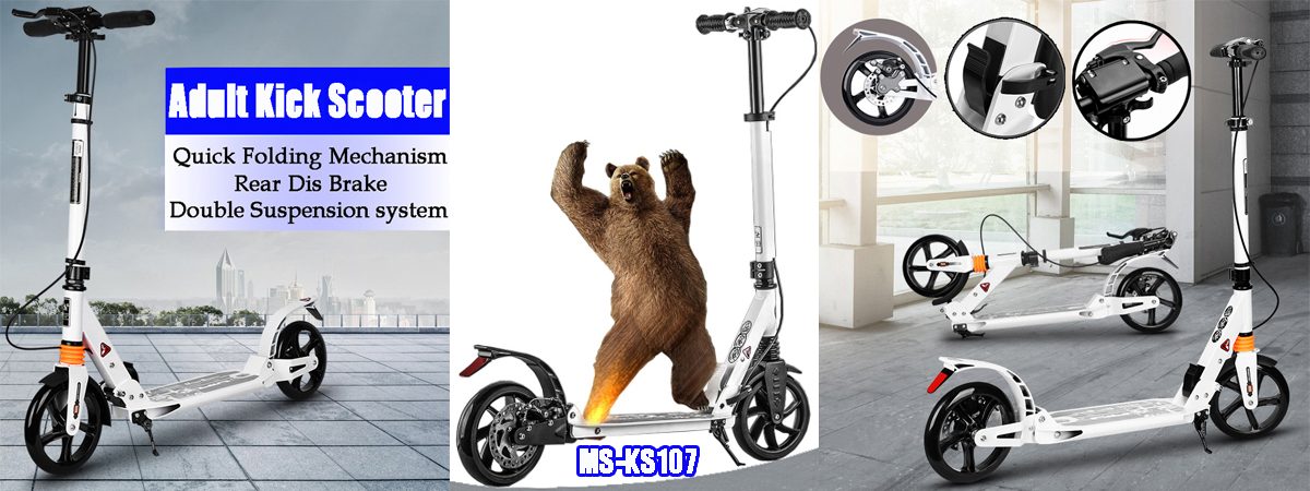 Two Wheels Pro Adult Kick Push Adult Scooter For Sale Aluminum Scooter For Teenagers
