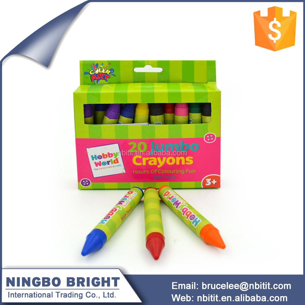 Wholesale Crayons Customized types of crayons for children